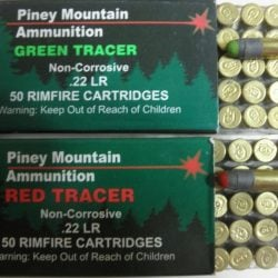 Piney Mountain 22LR Tracers