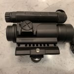Aimpoint Comp M4 with Two Mounts