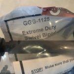 GG&G Extreme Swivel XDS Bipod – New