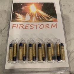 Paraklese Technologies – .22LR Firestorm Incendiary Ammo