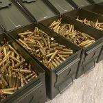 7.62×51 / 308 Win Lake City M62 Tracer Ammunition 142 Grain