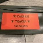 30 Carbine Tracer Ammunition – Lake City M27