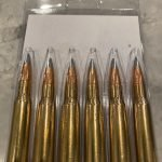 7.62x54r Match Grade API Incendiary / Target Spotter Ammo