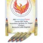 556 Phoenix Rising Incendiary/Tracer Ammunition