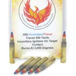 556 Phoenix Rising Incendiary/Tracer Ammunition