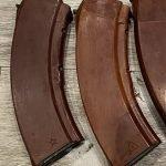 7.62×39 AK-47 Bakelite Magazines – 30 Rounds