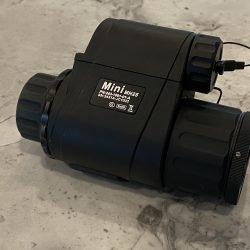 IRay MH25 Thermal Monocular 640 12 Micron