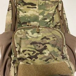Vertx Ready Pack 2.0 with Premier IIIA Custom Fit Body Armor – Multicam