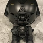 RNVG (Rugged Night Vision Goggles) with Gen3 Elbit Autogated Green tubes