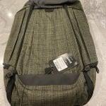 Vertx Gamut Checkpoint Bag with Premier IIIA Custom Fit Body Armor – Green / Black
