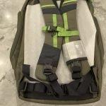 Vertx Gamut Overland Pack with Premier IIIA Custom Fit Body Armor – Grey Matter / Smoke Grey