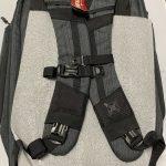 Vertx Gamut 2.0 with Premier IIIA Custom Fit Body Armor – Heather Black / It's Black