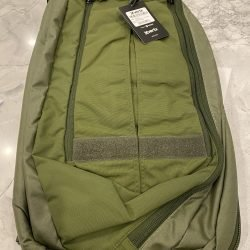 Vertx Commuter XL 2.0 Bag with Premier IIIA Custom Fit Body Armor – Canopy Green