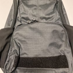 Vertx Ready Pack 2.0 with Premier IIIA Custom Fit Body Armor – Heather Black