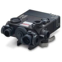 Steiner DBAL-I2 Dual Beam Red/IR Aiming Laser Intelligent – Black 9004