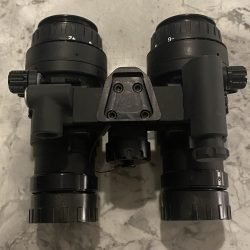 AB Night Vision RNVG with Elbit Thin Film Green Tubes – Unit 0777