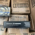Federal HST 9mm LE Ammo – 124 Grain, 124 +P and 147