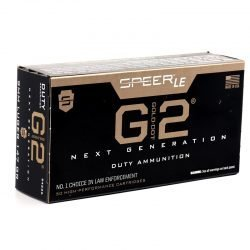 Speer Gold Dot G2 9mm Luger Ammo 147 Grain Jacketed Hollow Point