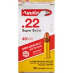 Aguila 22LR Super Extra Ammunition