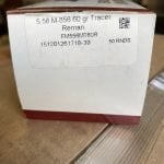 Freedom Munitions 5.56 M856 Tracer 60gr – 50 Rounds