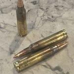 Lake City 5.56 SS109 62 Grain Steel Penetrator FMJ 223 Ammo