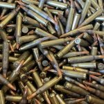 Lake City 5.56 / 223 Rem M856 Reman Tracer Ammunition 64 Grain