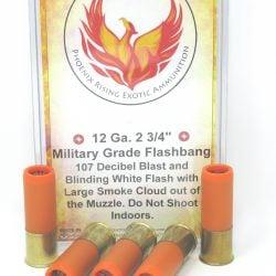 12 Gauge 2 3/4″ Military Grade Flashbang