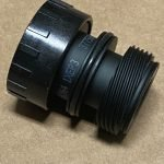 Carson Industries PVS-14 Objective Lens Assembly MIL-SPEC (A3256342)
