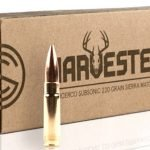 Silencerco Harvester 300 Blackout Subsonic 220gr SMK Sierra Match King – 20 Round Box