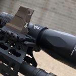 Unity Tactical FUSION Backup Iron Sight – Fixed