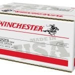 Winchester 223 Remington 55 Grain – 200 Round Bulk Packs