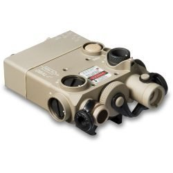 Steiner DBAL-I2 Dual Beam Green/IR Aiming Laser Intelligent – Desert / Tan 9006