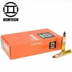 Gemtech 300 Blackout 187gr Subsonic – 20 Round Box