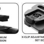 Knights Armament Company KVC M Clip Shoe Set 111791 (RQE)