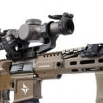 Unity Tactical FAST LPVO Mount Offset Optic Base