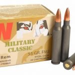 Wolf 223 Rem 55gr Russian Military Classic Steel Case Ammo **FREE SHIPPING FOR 2+ CASES**