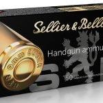 Sellier & Bellot SB9D Handgun 9mm Luger 124 gr Jacketed Hollow Point JHP – 50 Round Box