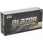 Blazer Brass 9mm Subsonic 147gr Ammo