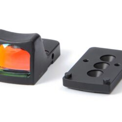 Unity Tactical FAST LPVO Mount Offset Optic Adapter Plate