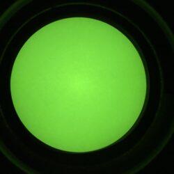 Surplus ITT F9800RG Autogated Green Phosphor Image Intensifier