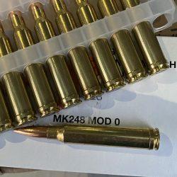 Federal 300 Win Mag MK248 Mod 0 – 10 Round Sleeve