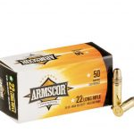 Armscor Precision .22LR Ammunition 36 Grain High Velocity Hollow Point 1247 fps