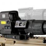 Eotech G33 3X Magnifier + Unity Tactical G33 FTC Mount