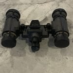 L3HARRIS BNVD (AN/PVS-31A) 2376+ FOM White Phosphor Night Vision Goggles – Complete Package