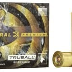 Federal TruBall Rifled Slug 20 Gauge Shotgun Ammo