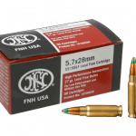 FN 5.7×28 5.7 SS198 27 Grain Hollow Point LE Green Tip