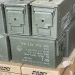 IMI .30 Carbine 110gr JSP IDF/Police M1 Ammo
