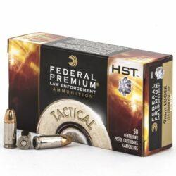 Federal Premium HST 124 gr 9mm JHP –  P9HST1