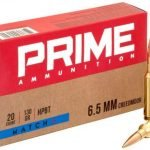 PRIME 6.5 Creedmoor 130gr OTM Hollow Point HPBT