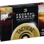Federal Premium LE 12 Gauge 2-3/4in 8 Pellet 00 Buck with Flightcontrol 1145 fps 5rd LE133 00